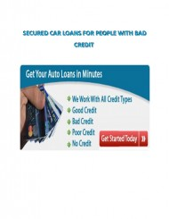 Obtaining Home loans Along with Poor Credit score Is about Pitching The Persuading Software